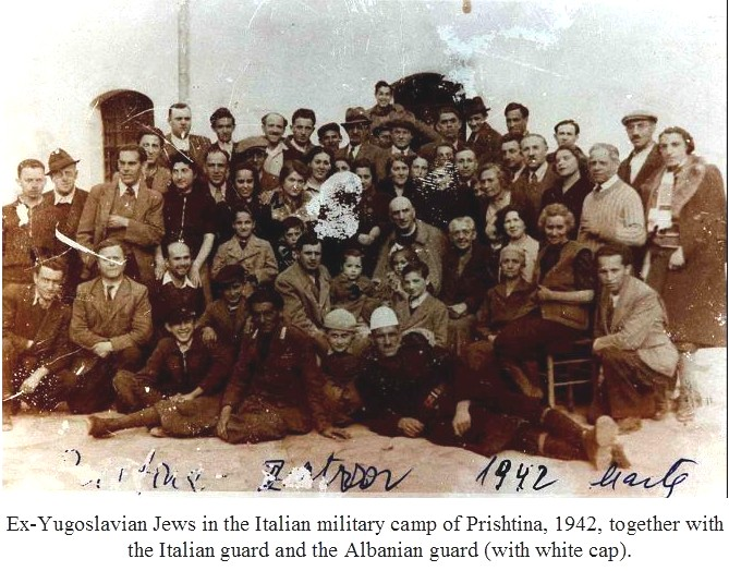 Italian Military Camp in Prishtina