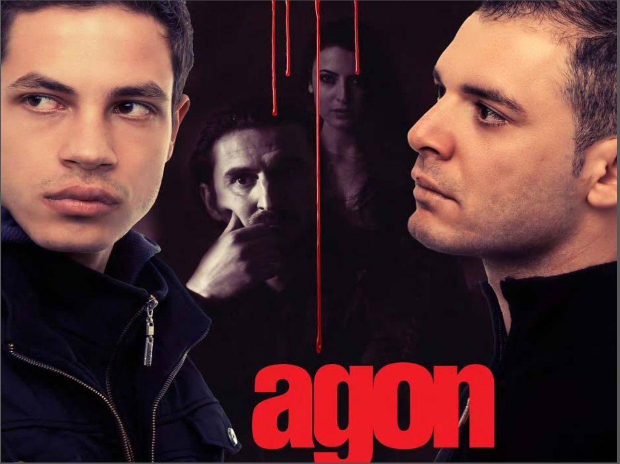 Poster del film Agon