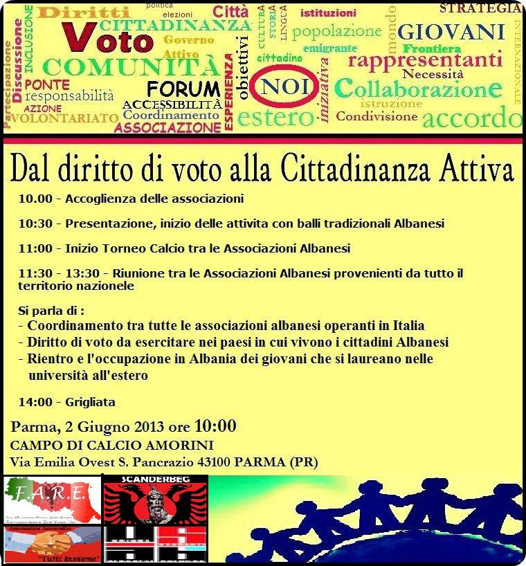 Dal diritto di voto alla Cittadinanza Attiva