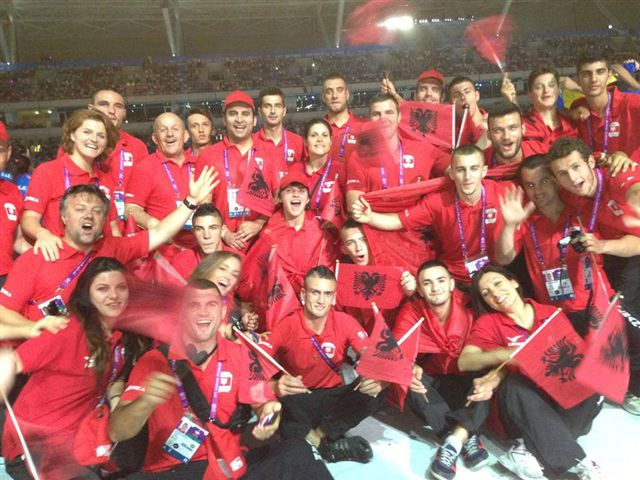 Nazionale Albanese Mersin 2013