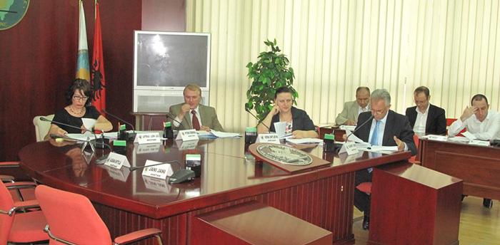 La Commissione Elettorale Centrale