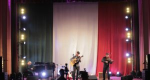 Concerto Together alone presentato a Valona