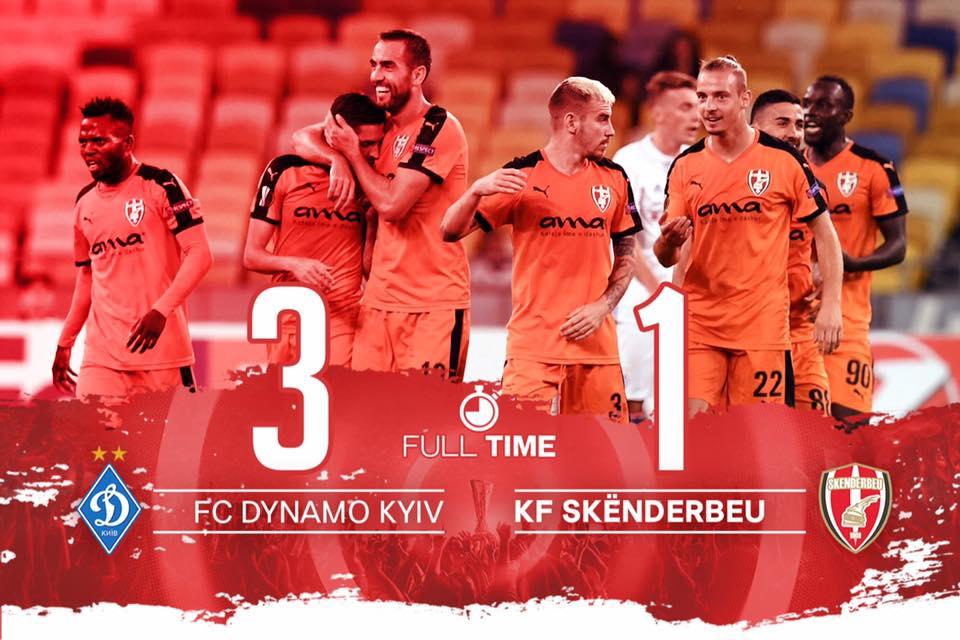FC Dinamo KF SkënderBeu Korçë