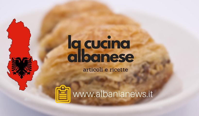 Très Le ricette della Cucina Albanese e quella Balcanica EY25