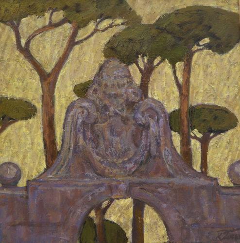 """""""Porta di Villa Pamphili"""" Klement Zoraqi – courtesy Micro Arti Visive"""
