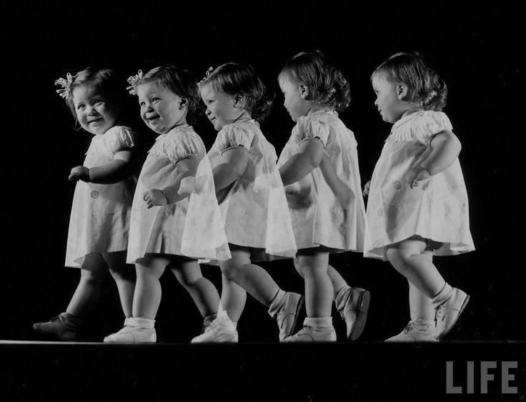 Baby1 Gjon Mili Motion Photography