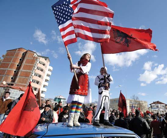 Albania USA