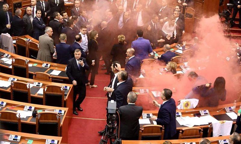 Parlamento Albanese