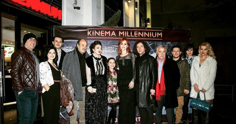 Il Cast a Tirana Edmond Budina Adele Budina