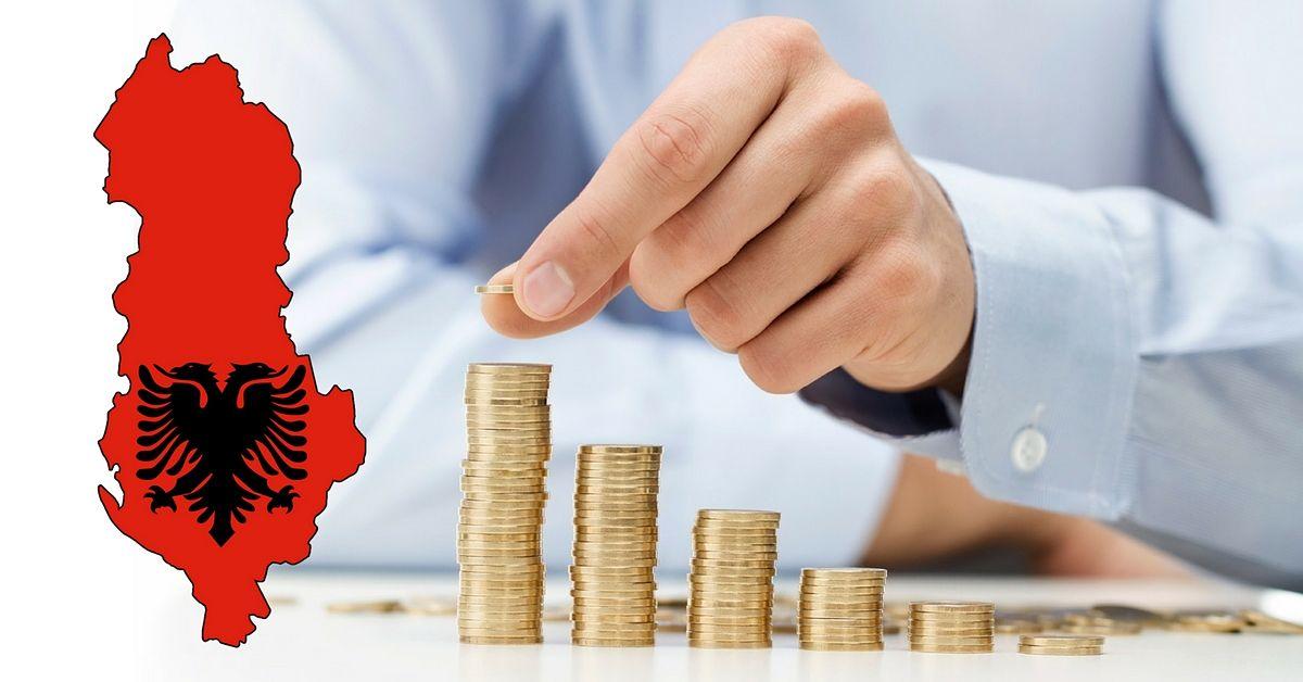Retribuzioni e costo del lavoro in albania il valore pi for Costo medio dei progetti