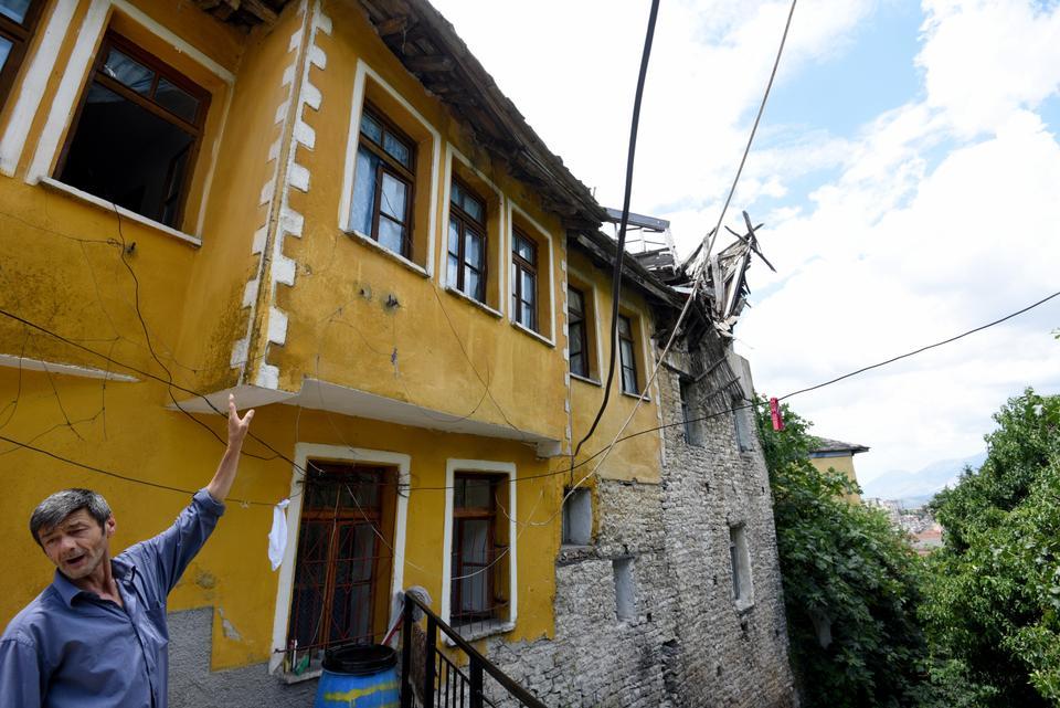 Casa Lolomani in Argirocastro