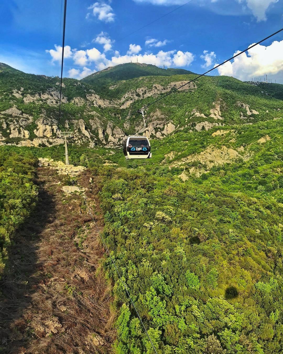 Dajti Ekpres Per Monte Dajti, Tirana