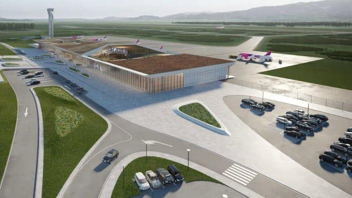 progetto aeroporto di Kukës albania