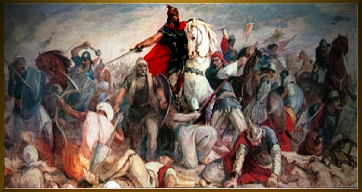 Skënderbeu në luftë, 1564