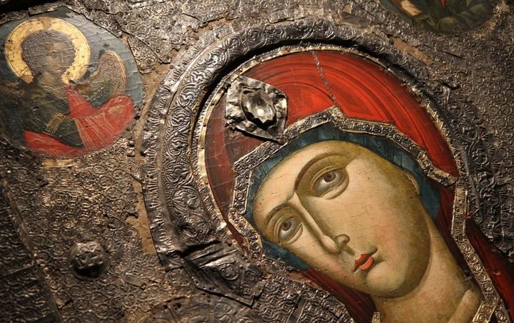 Ikonë bizantine shqiptare