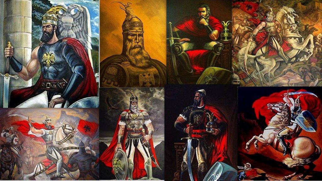 Skënderbeu, heroi i Shqipërisë