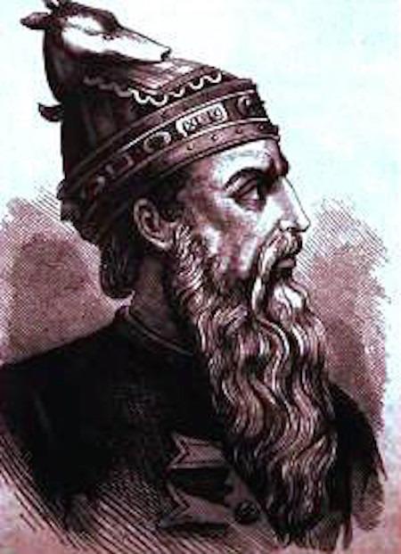 Gjergj Kastrioti Skënderbeu, vepër nga Odhisé Paskali