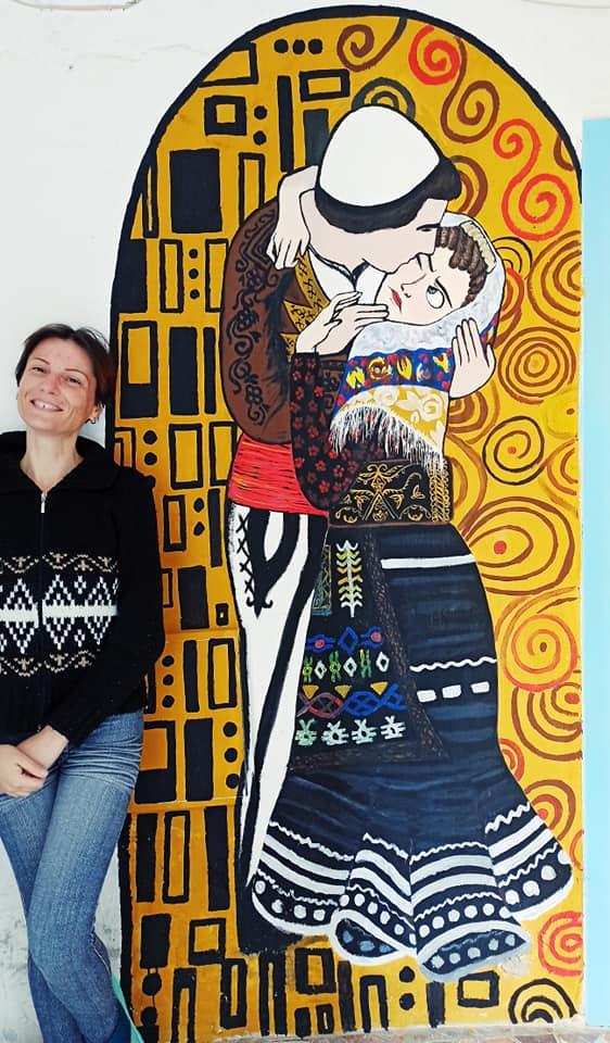 Nermin Shurdha Bacio Di Klimt